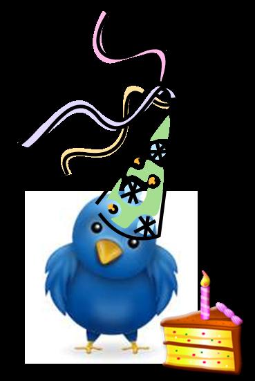 gambar ulang tahun Twitter ke-21