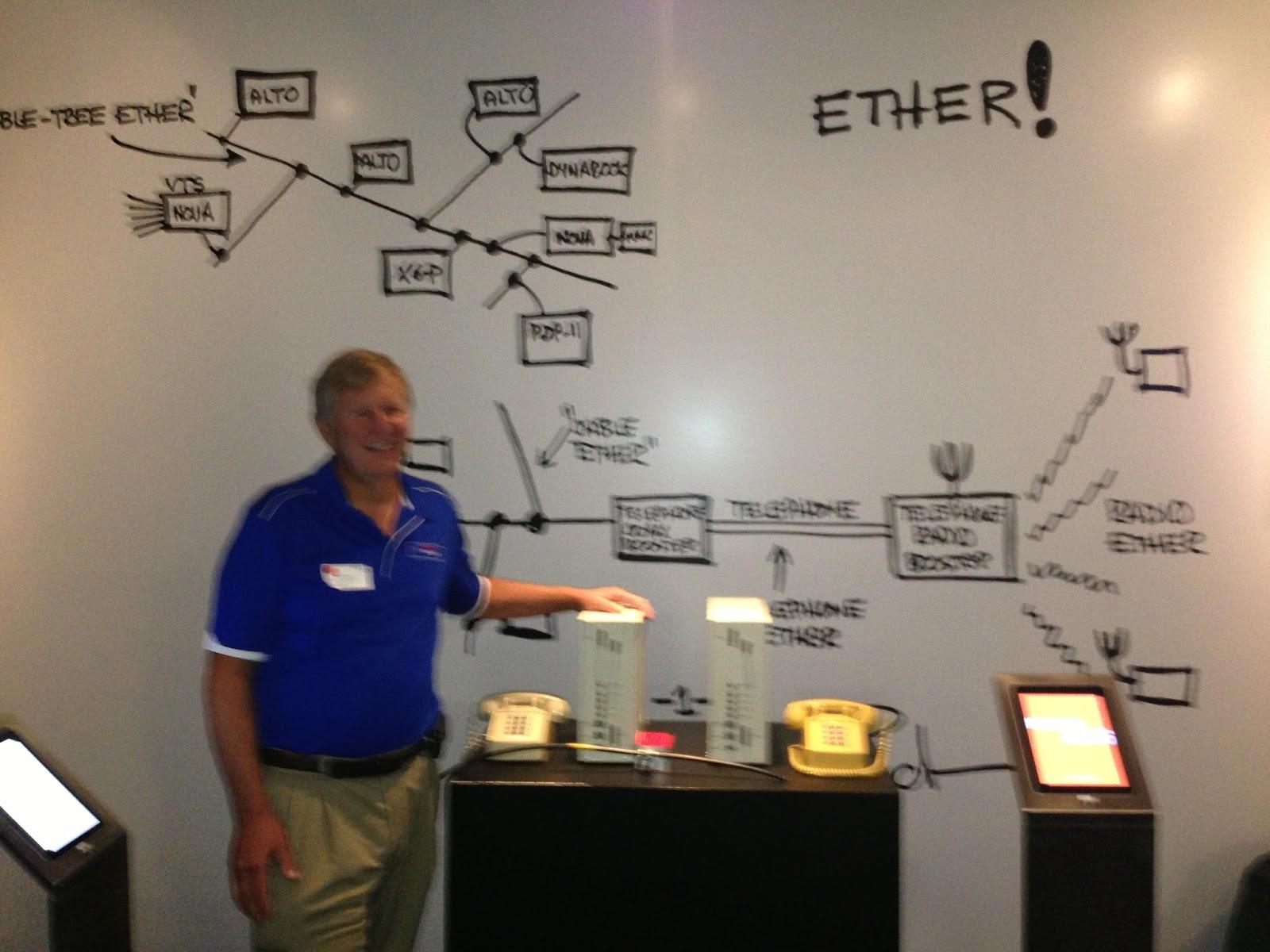 Palo Alto Research Center Tour