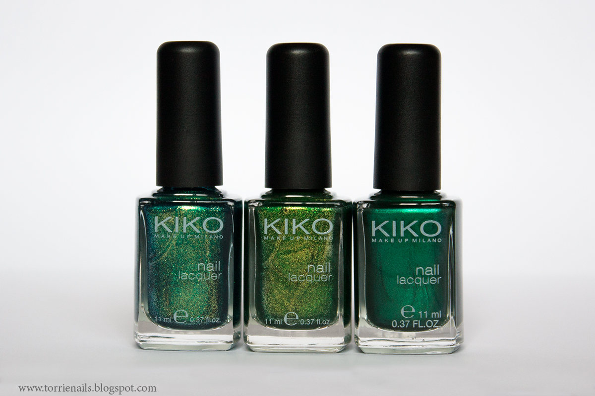 Kiko 532 Kiko 533 Kiko 535