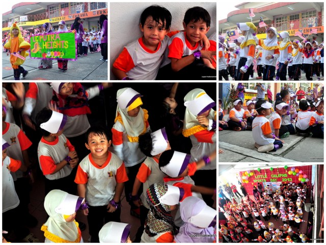 sports day little caliph putra heights