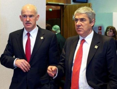 Στη φυλακή ο Σοσιαλιστής Πρωθυπουργός των μνημονίων! Σιγά, μην κάνετε χαρές... Στην Πορτογαλία!