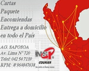 NSP COURIER AGENCIA SAPOSOA