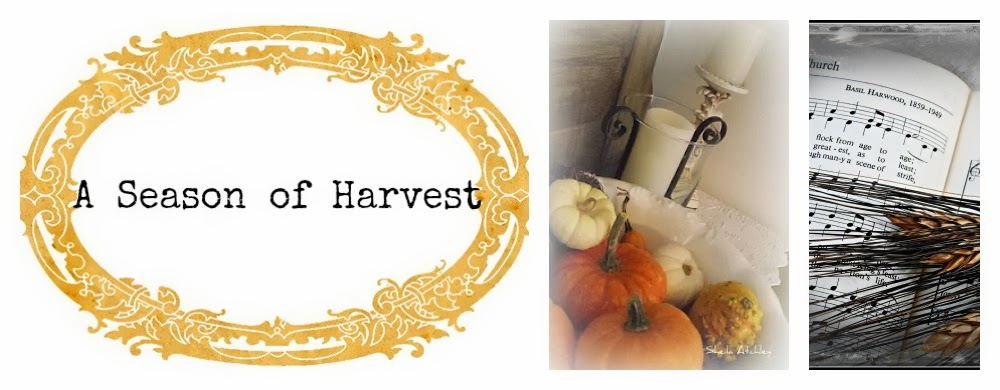 A Season of Harvest
