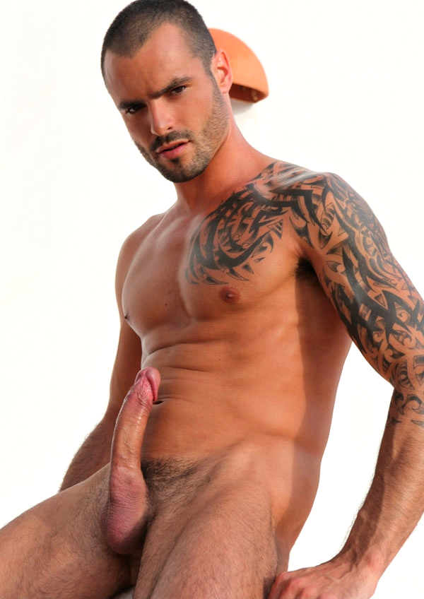 Isaac Jones Nude