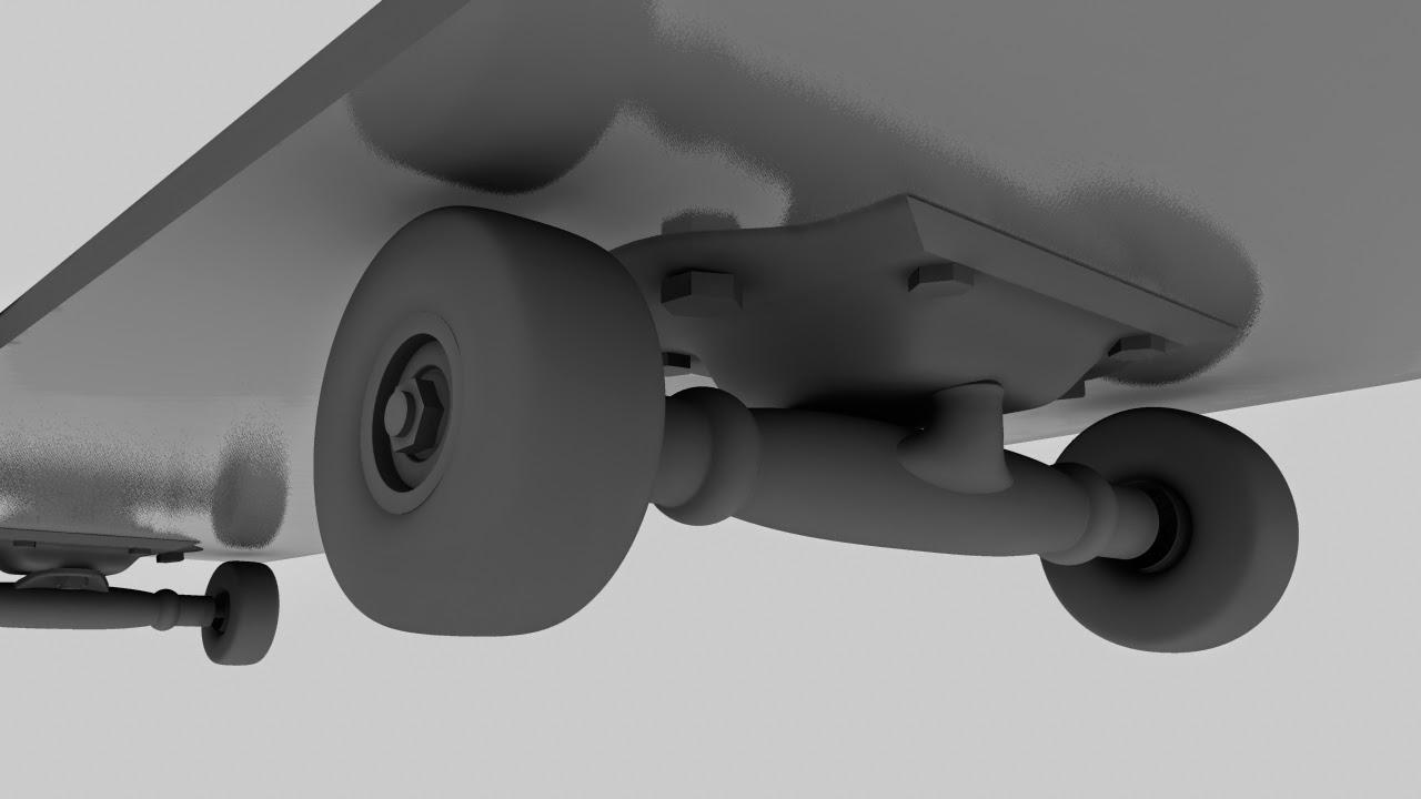 skateboard P2 H