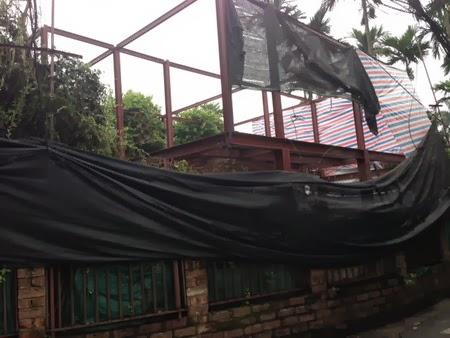 Nhà xây không phép  tại quận Tây Hồ Hà Nội
