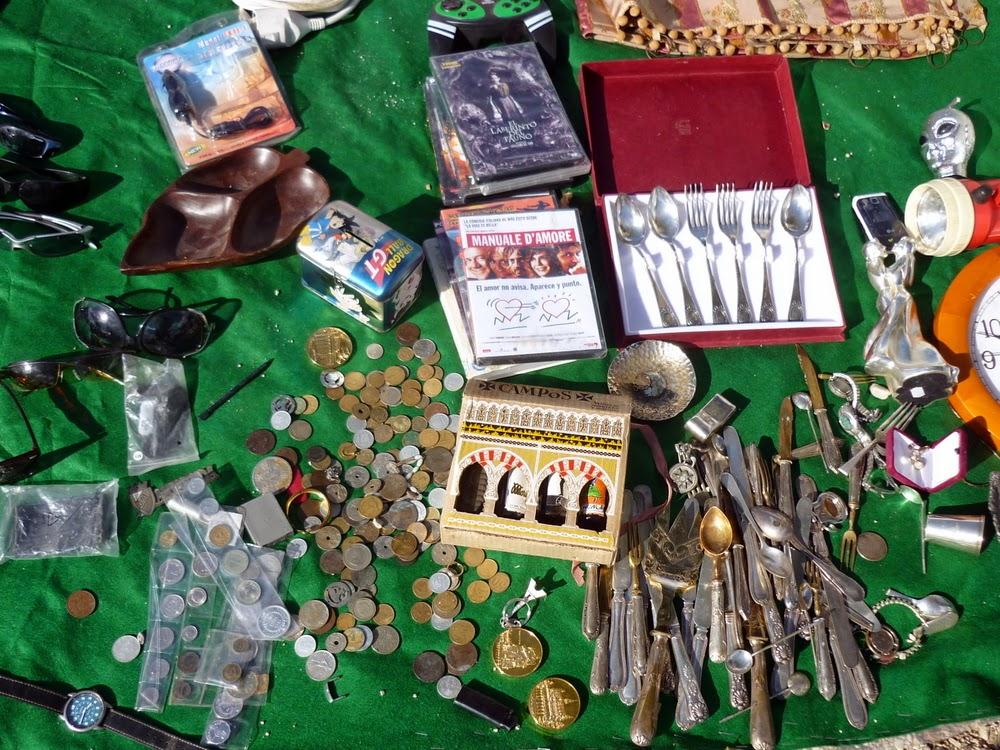 objetos antiguos