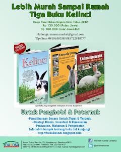 Paket Tiga buku Kelinci