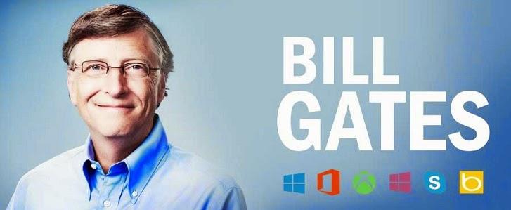 21 Hal yang Mungkin Belum Anda Ketahui Tentang ... Microsoft & Bill Gates