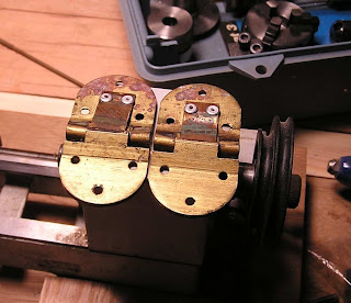 Butler's tray hinge 4