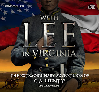 "An Extraordinary Adventure With Lee In Virginia - our review of ""With Lee In Virginia"" from Heirloom Audio Productions - Homeschool Coffee Break @ kympossibleblog.blogspot.com"