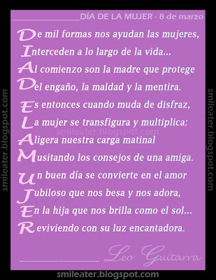 http://smileater.blogspot.com/2012/05/acrosticos-nombres-mujer-hombre.html