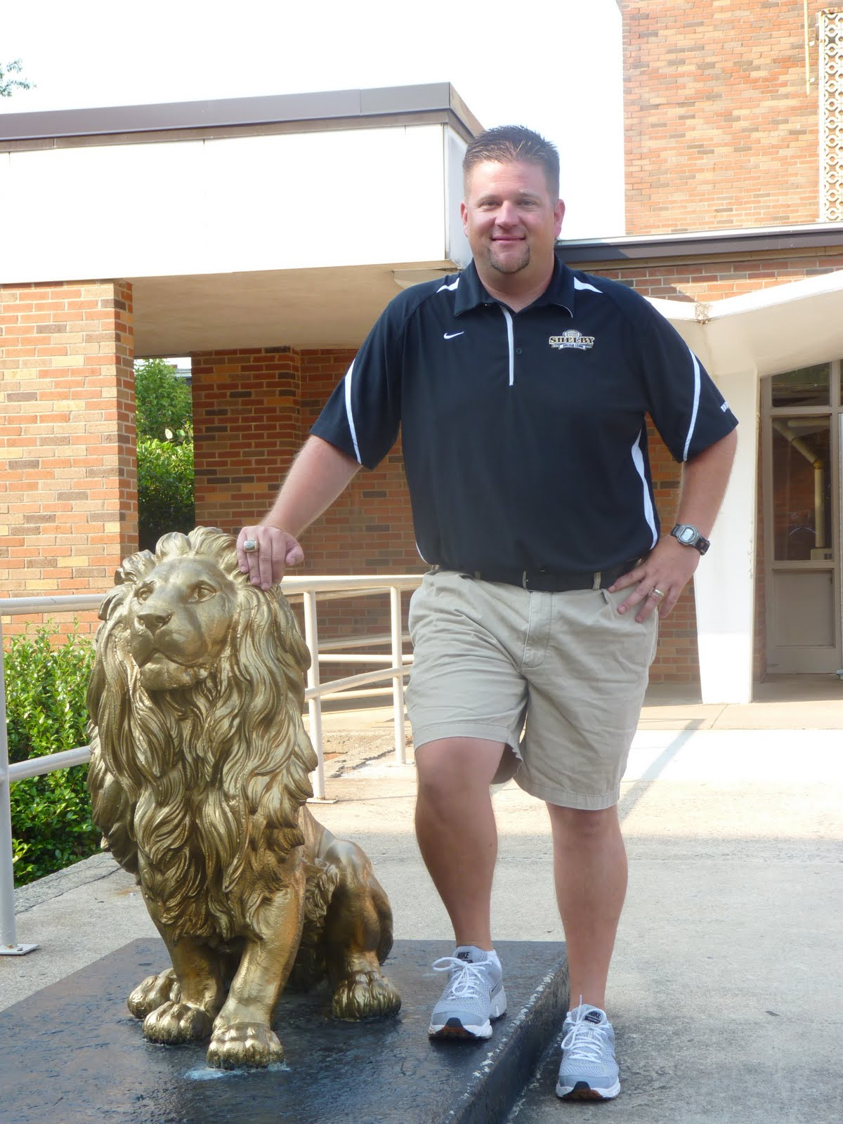 Prep insiders june 2011 former shelby defensive coordinator lance ware has been promoted to head coach of the golden lions ware defensive coordinator at shelby since 2005 altavistaventures Gallery