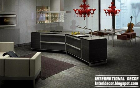 Japanese kitchen, cuisine, Japanese interior design