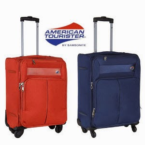 Amazon: Flat 50% off American Tourister Strolleys at Rs. 2925