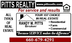 PITTS REALTY