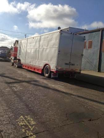 Daily Turismo 10k Cheap Hauler 1969 Peterbilt Semi Truck With 1958 Two Car Stacking Trailer
