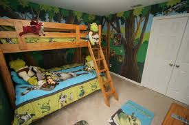 Shrek Bedroom Design Ideas