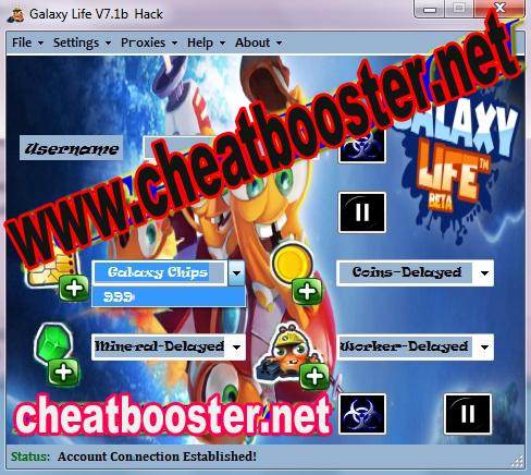 Galaxy Life Hack V7.1b Download