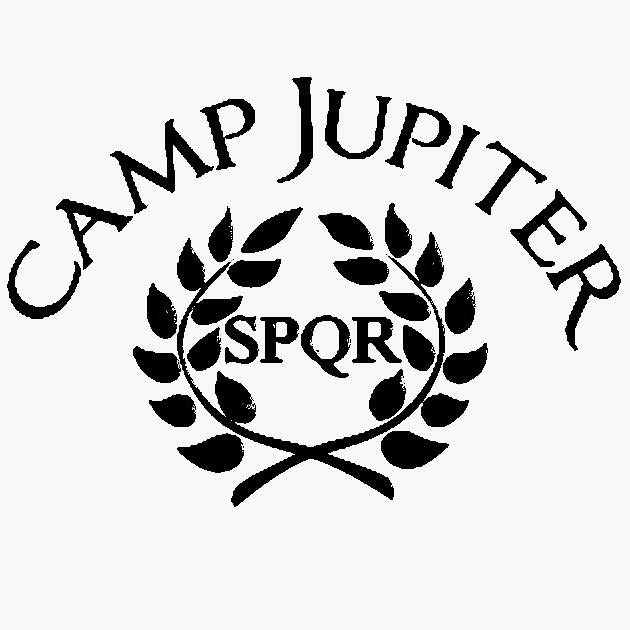 camisa do acampamento jupiter