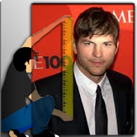 Ashton Kutcher Height - How Tall