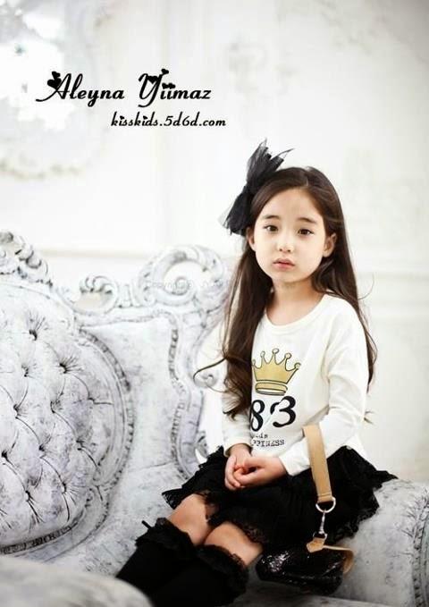 aleyna yilmaz pakai baju putih