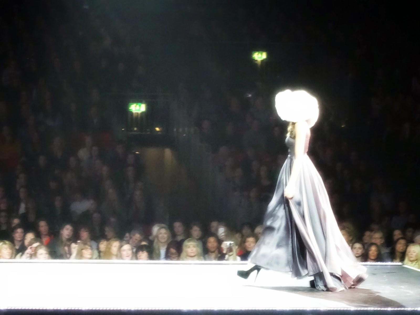 The Clothes Show in Birmingham Fashion show