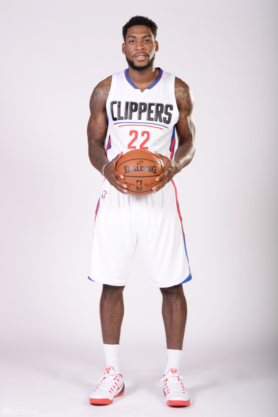 Clippers calm makeup Josh Photo