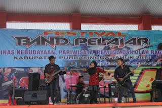 Festival Band Pelajar Kab. Purbalingga