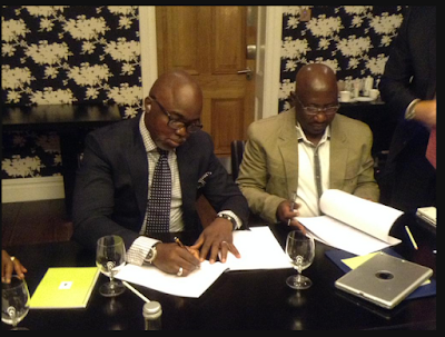 Nigeria Football Federation Signs New Deal With Football Brand, Nike
