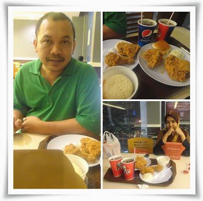 SHAH ALAM : JJCM @ KFC