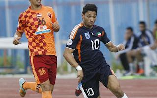 ملخص مباراة كاظمة الكويتي والعروبة اليمني 2-1 في كأس الاتحاد الاسيوي 4-4-2012