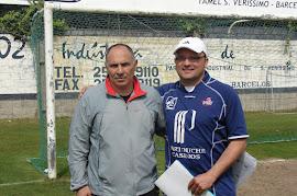 Paulo Abreu e Formador Vital