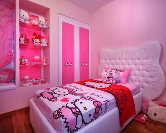 Kamar Hello Kitty