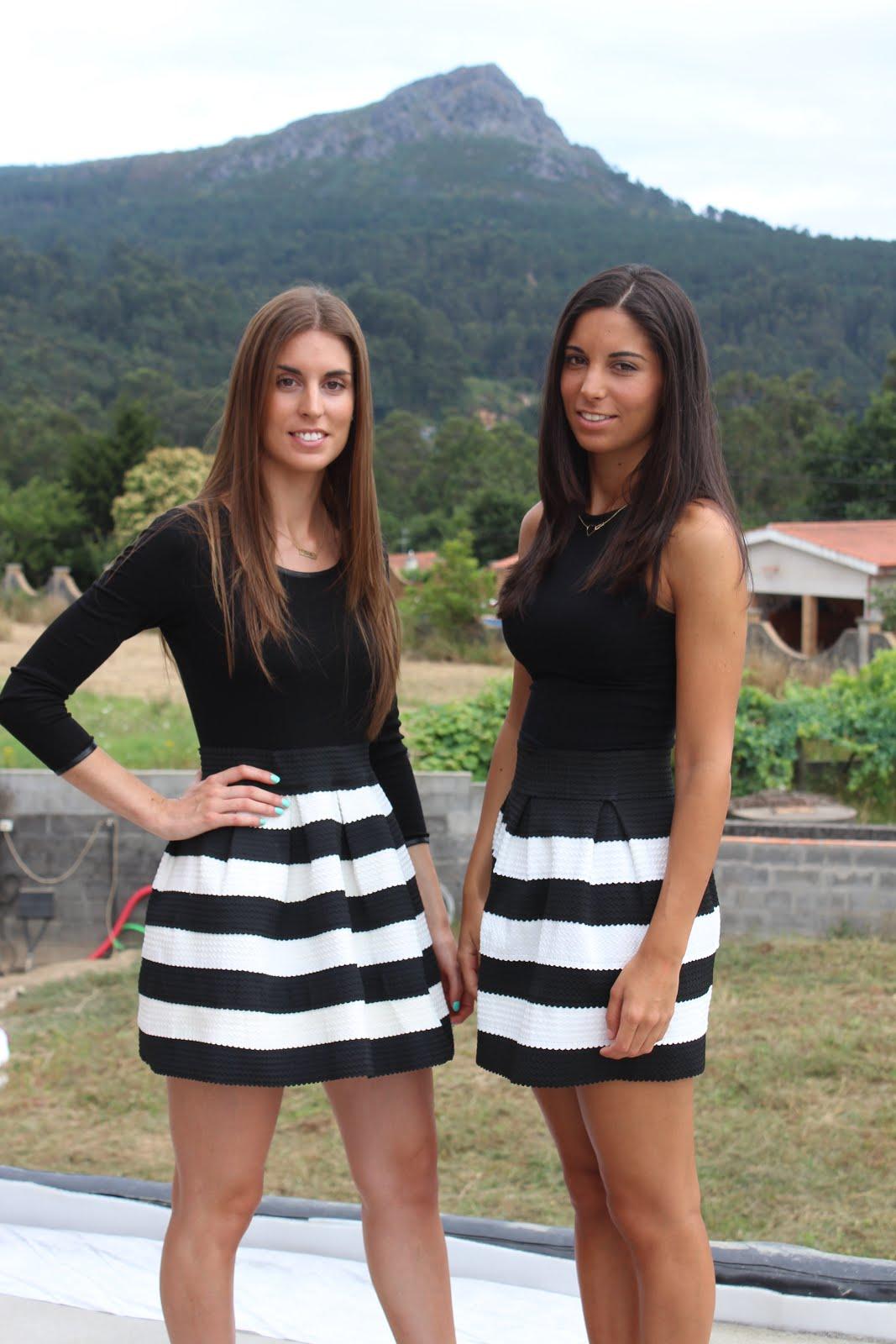 Somos Iria y Nadia