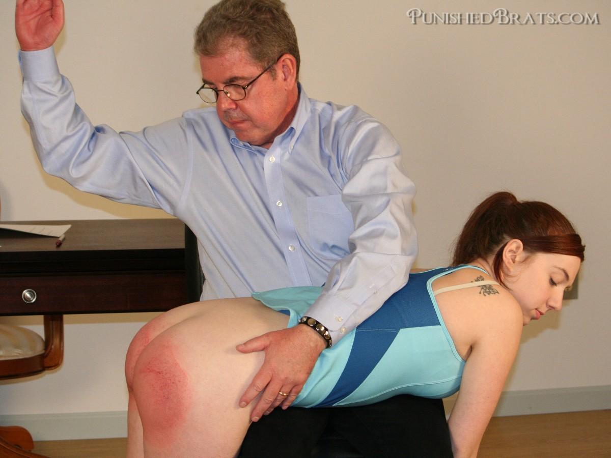 spanking dares