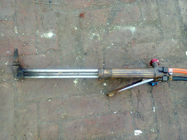 gas cutter or gas welding holder
