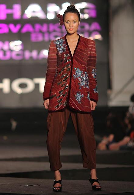 La mode selon Minh Hanh