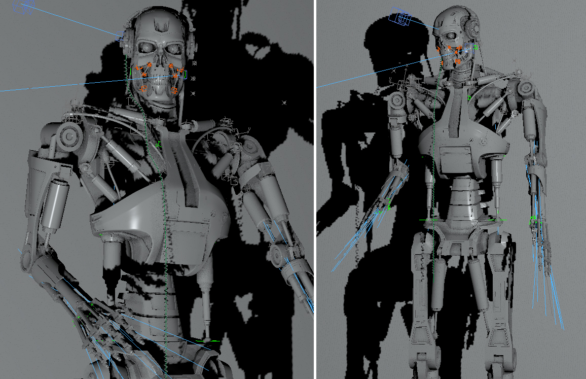 an analysis of the portrayal of robots in the movie the terminator Rosie is a terminator sent by skynet and assigned to either her name could be an homage to rosie the robot from terminator wiki is a fandom movies.