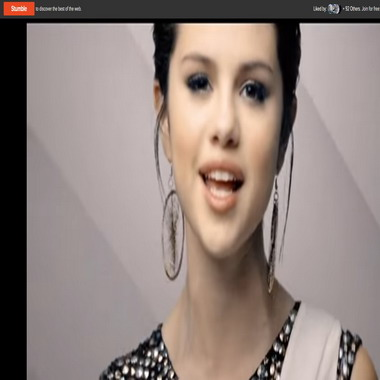 stumbleupon com - selena gomez - naturally