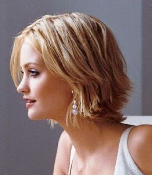 Hairstyles For Short Hair Length : ... Designs And Dresses: Medium Length Haircut And Hairstyles Ideas 2013
