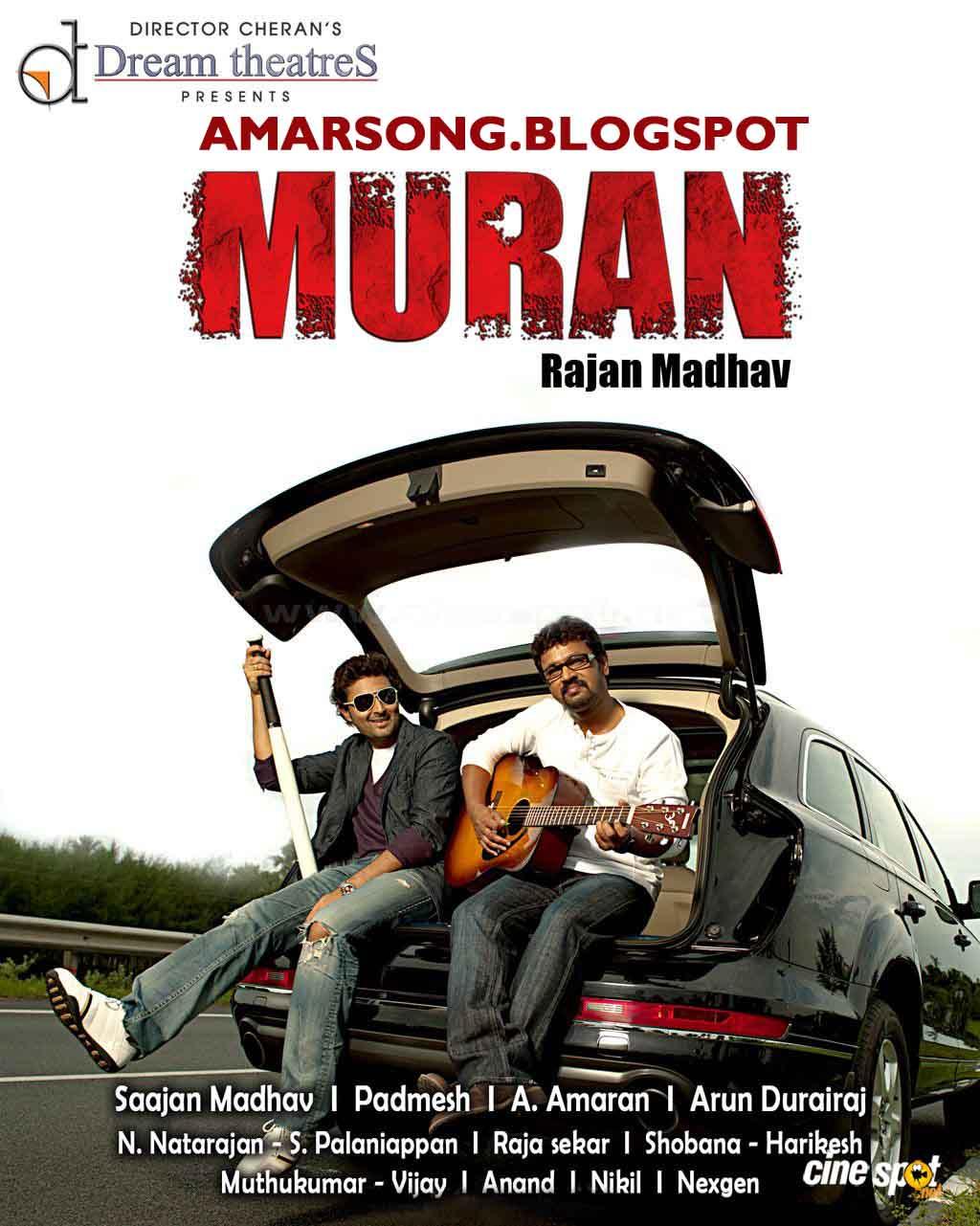 Muran (2011) Tamil Movie Mp3 Download
