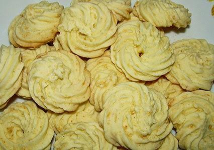 Resep Kue Kering Susu Sederhana | Tukang Resep Makanan