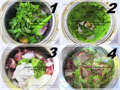 Ramadan Special Mutton \ Meat Biryani Recipe   Easy Pressure Cook