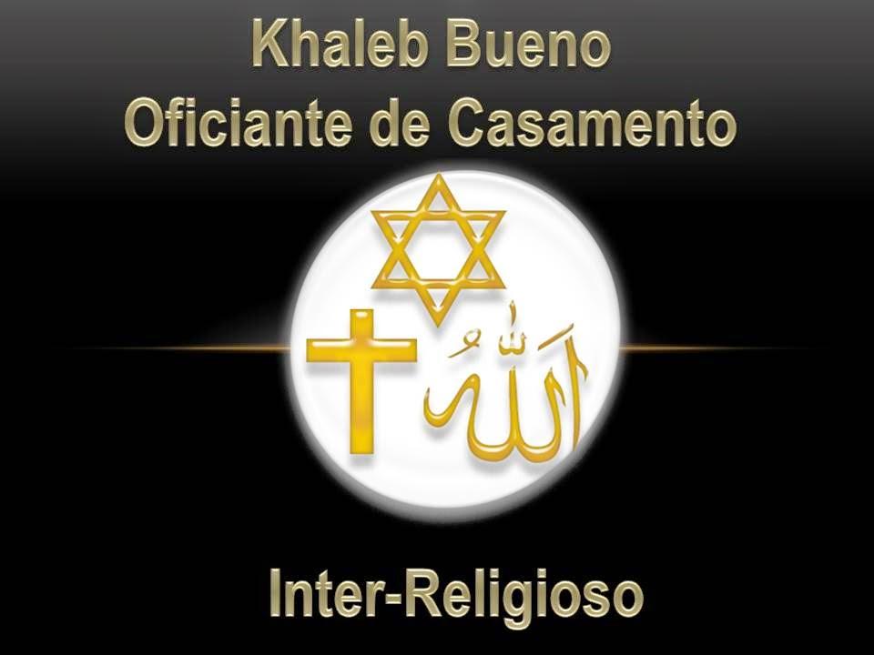 CELEBRANTES E OFICIANTES DO BRASIL
