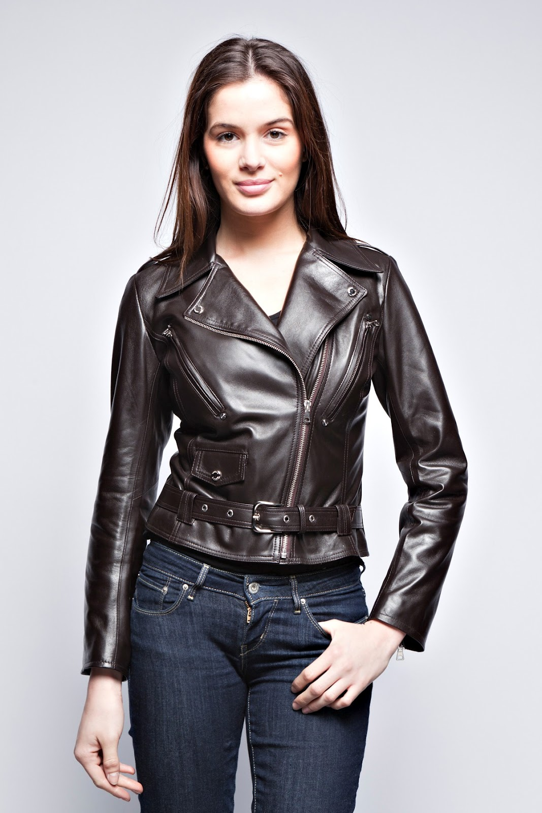 Party wear leather jackets