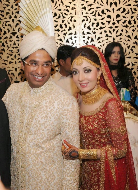Sharmila Farooqi Wedding Ceremony Pictures 11