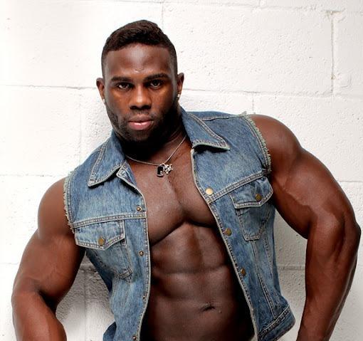 ... at 9 05 pm labels black african bodybuilders handsome bodybuilders