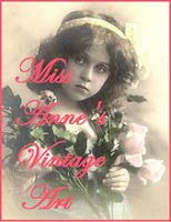 Miss Annes Vintage Art