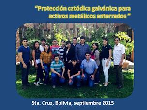 STA CRUZ, BOLIVIA, SEPTIEMBRE 2015